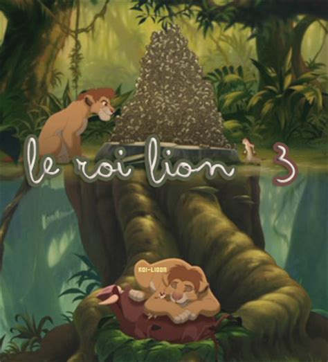 Film Le Roi Lion En Streaming | roi lion 3 le film en streaming watch free dvd movies