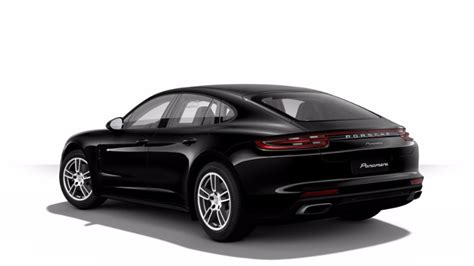 porsche panamera 2017 black 2017 porsche panamera exterior color options