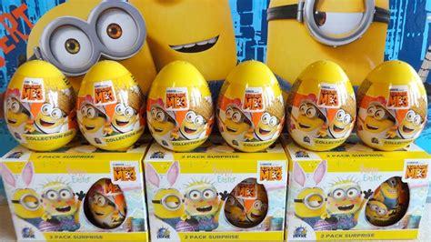 Despicable Me 12 2017 despicable me 3 12 eggs toys