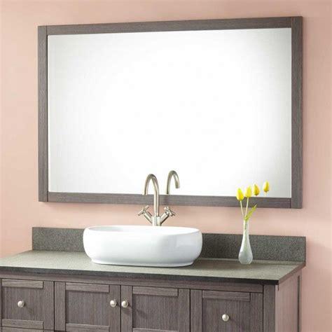 best bathroom mirror designs that inspire bathroom best framed bathroom mirrors inspirational bathroom