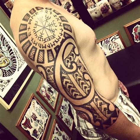 germanic tribal tattoos 40 celtic designs for boys and