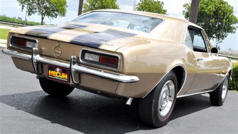 1967 chevrolet camaro z28 1967 chevrolet camaro z28 s140 dallas 2012