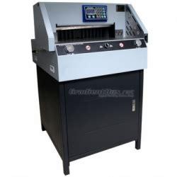 Alat Pemotong Kertas Elektrik Pemotong Kertas Manual Dan Otomatis Mulai Rp 1 8 Juta