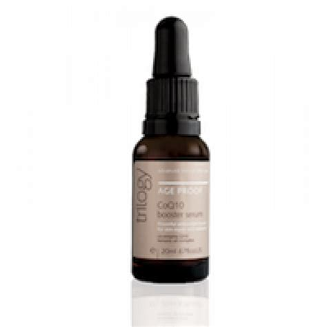 Murah Trilogy Age Proof Coq10 Booster 20 Ml trilogy age proof coq10 booster serum 20ml your chemist shop