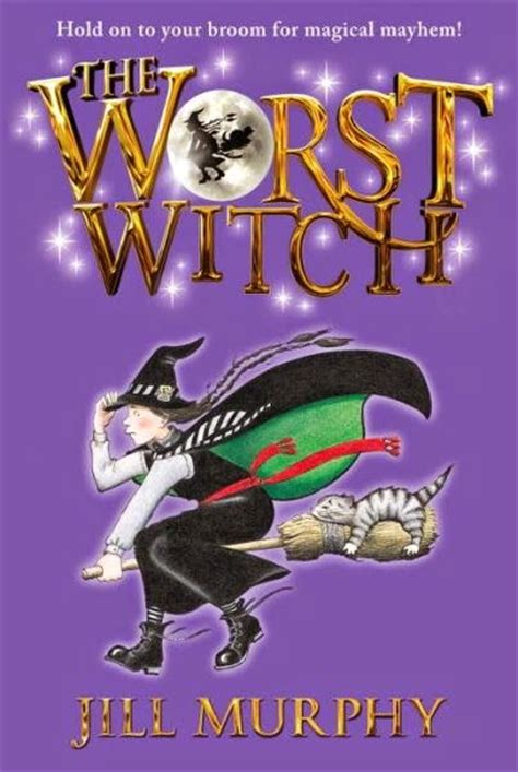 The Worst Witch randomly reading the worst witch by murphy