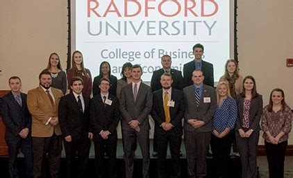 Radford Mba by News Events Radford