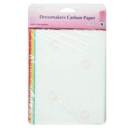 How To Make Carbon Paper - dressmakers carbon paper large 70 x 24cm h753 l ebay