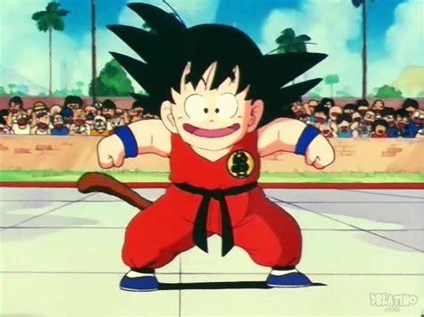 imagenes de goku niño dragon ball z imagenes goku ni 209 o
