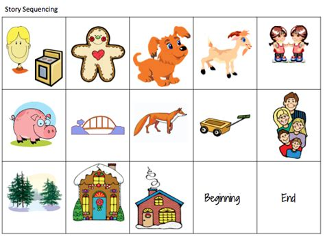 printable gingerbread man story characters gingerbread man characters clipart clipground