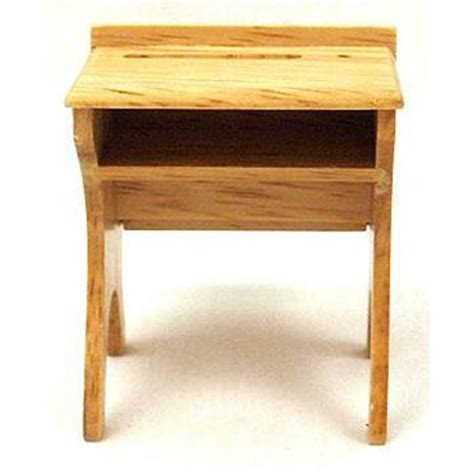 miniature school desk hobby lobby 769893