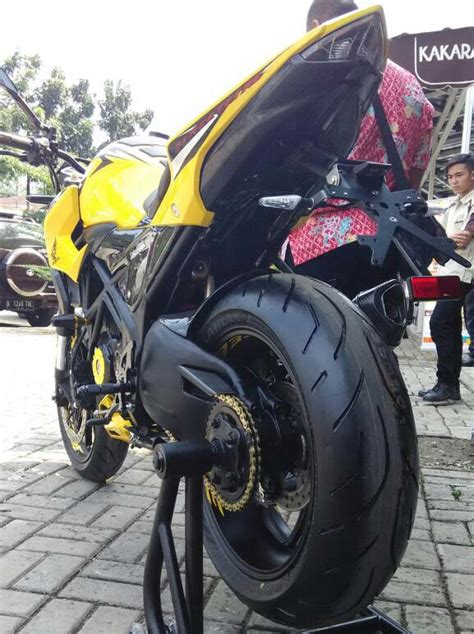 Belakang All New Cb 150r modifikasi all new honda cb150r sf ala moge