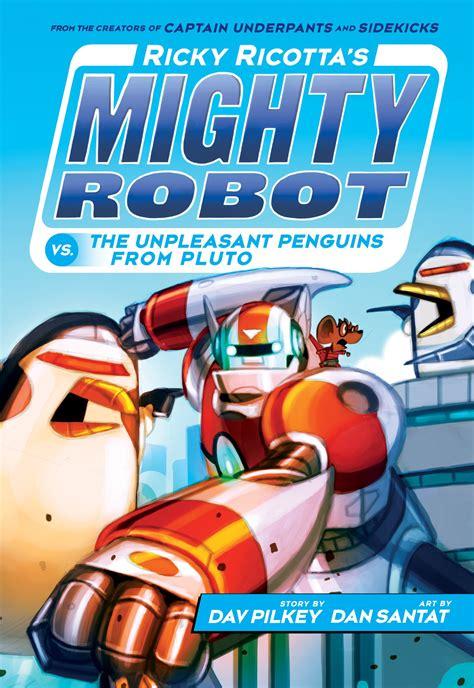 ricky ricotta ricky ricotta s mighty robot series the