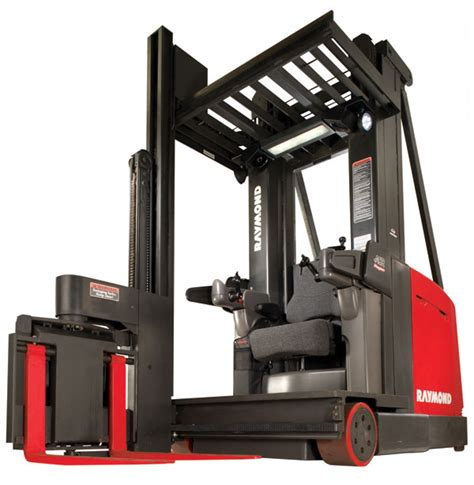 swing reach forklift new raymond forklift can save energy news article