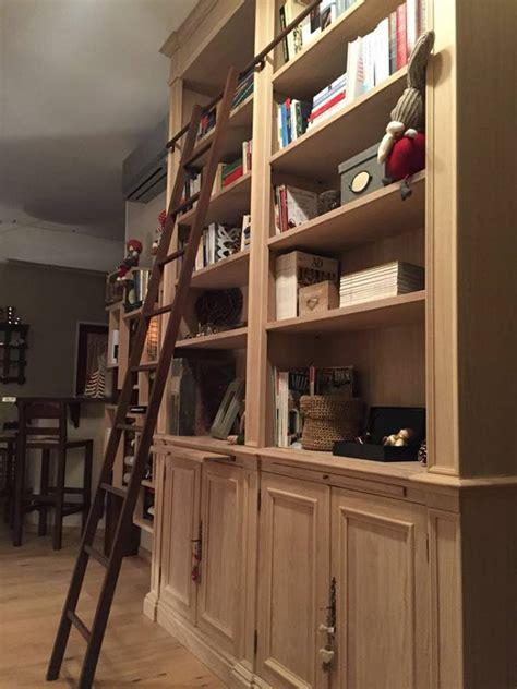 libreria in rovere vineria e libreria vinerie e libreria in rovere legnoeoltre