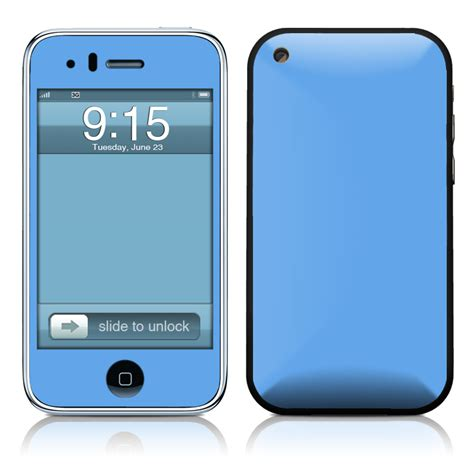 iphone 3gs solid state blue iphone 3gs skin covers iphone 3gs for
