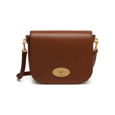 Small Satchel by Small Darley Satchel Oak Grain Leather Darley