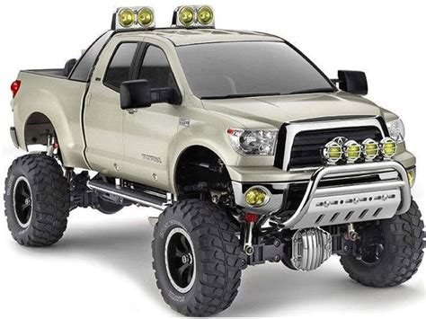 Toyota Rc Tamiya Toyota Tundra High Lift 58415
