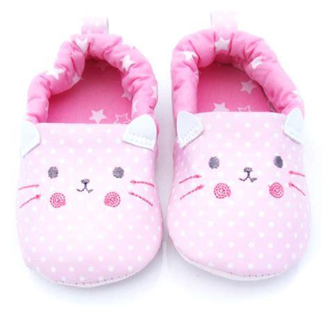 toddler cat slippers brand new 2014 baby dot cat hello