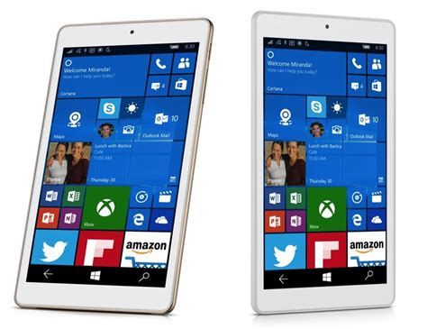 mobile for tablet alcatel onetouch announces the pixi 3 an 8 inch windows