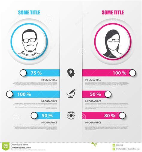 Organization Chart Infographics Design Template Vector Illustration Stock Vector Organization Chart Design Template