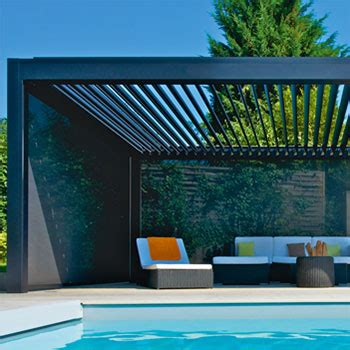 pergola louver roof retractable roof awnings systems eurola australia