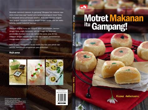 Buku Professional Basic Photography cooking club books food photography