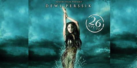 judul film horor indo terseram julia perez film horor ini ganti judul pantai selatan