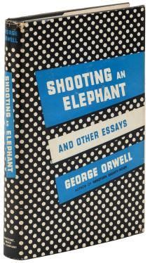Shooting An Elephant And Other Essays by 1000 Images About Always Judge A Book By Its Cover On Book Covers Book Cover