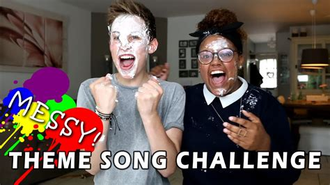 theme music university challenge messy theme song challenge youtube