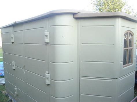 Smart Sheds by Thinking Outside Smartshed Deluxe Parts Forum Bob Vila