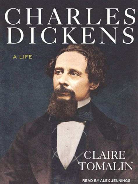 charles dickens biography claire tomalin charles dickens king county library system overdrive