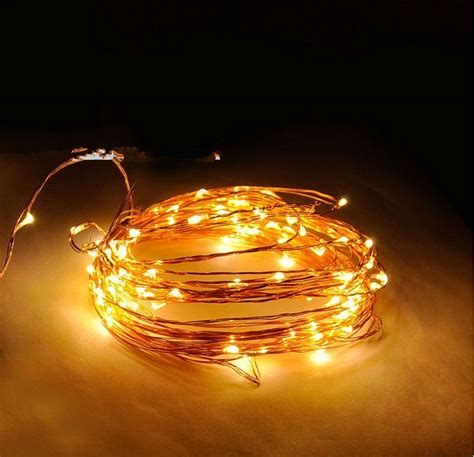 Led Mini String Light Battery Operated Light Buy Mini Crafts Using Lights
