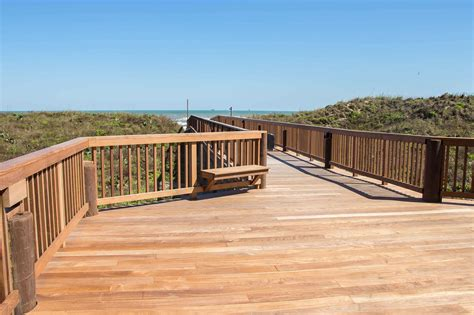 Cabins In Port Aransas Tx by New Sandpiper Boardwalk Port Aransas Vacation Rentals