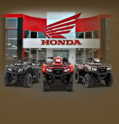 Honda Dealer Atv Atv Utility Honda Powersports