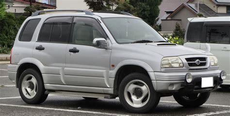Escudo Suzuki File Suzuki Escudo 2 0diesel Turbo 4wd Td32w Jpg