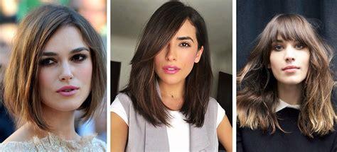 corte de cabello para todo tipo de cara de dama cortes de cabello para mujeres de cara alargada mujer de 10