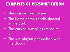personification exles www imgkid com the image kid
