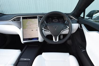 tesla model  pd  review auto express