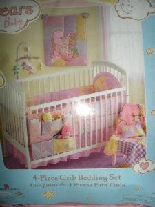 Care Crib Bedding by Nip Pink A Lot Care Bears Baby 4 Crib Bedding