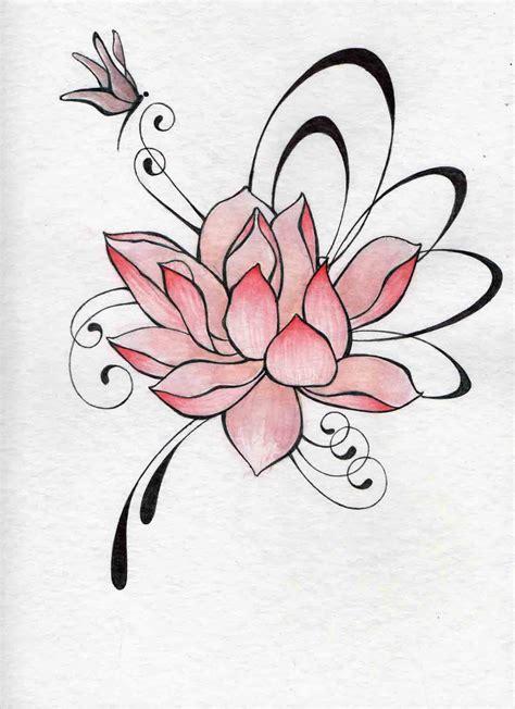 flores tattoo designs serie de flores pinteres