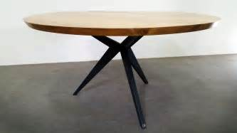 table jardin metal ronde table repas papillon ronde artmeta tables m 233 tal et bois id 233 es pour la maison
