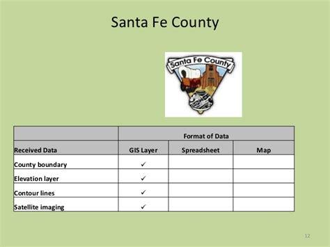 gis city of santa fe santa fe iqp project presentation