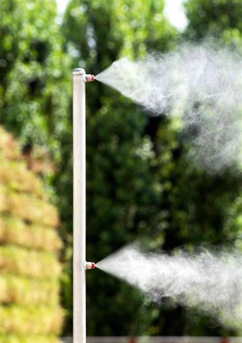 nebulizzatore da terrazzo stunning nebulizzatore da terrazzo contemporary idee