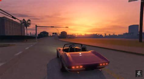 gta vice city mod game modding gta v mod brings grand theft auto vice city back to life