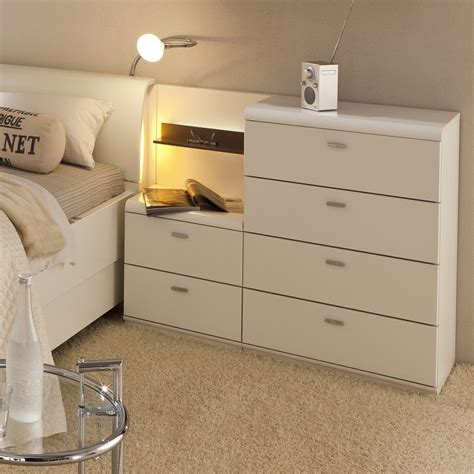 bedroom tables distressed metal bedside table with drawer and shelves