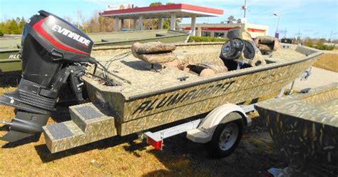 jon boats for sale north carolina alumacraft boats for sale in north carolina