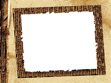 frame templates crown frame powerpoint templates black border frames
