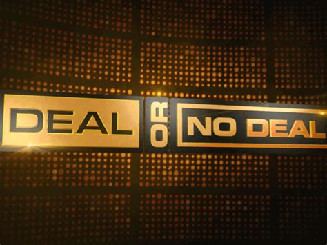 Deal Or No Deal Slot Machine Play Free Online With No Deal Or No Deal