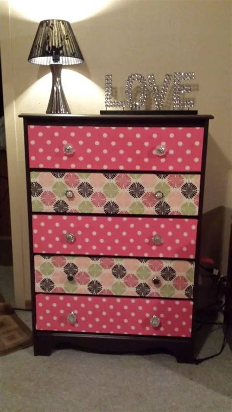 Fabric Dresser Drawers by Best 25 Dresser Ideas On