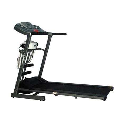 Alat Olahraga Treadmill Elektrik 4 Fungsi Tl 8066 25 Hp Auto Incline 1 jual fitness total tl 222 c treadmill elektrik 4